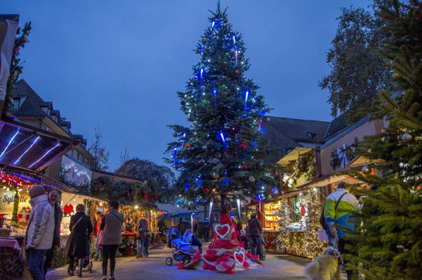 Colmar Christmas market - Copyright Colmar Tourisme
