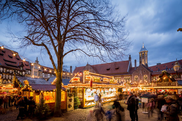 Best Christmas Markets in Germany - Braunschweig Christmas Market - Copyright Braunschweig City Marketing