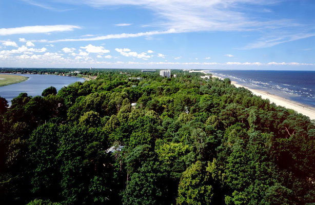 Jurmala - European Destinations of Excellence - European Best Destinations