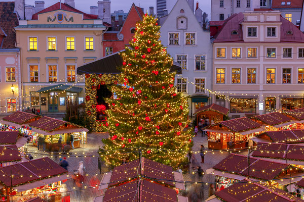 Tallinn Christmas Market - Copyright kavalenkau
