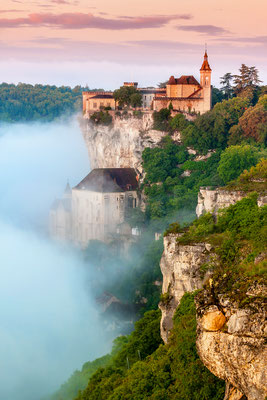 The beautiful village of Rocamadour, Lot, Dordogne Valley, France - Copyright duchy