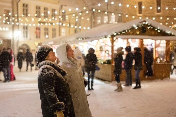 Tallinn Christmas Market -Copyright Sergei Zjuganov