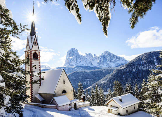European Best Ski Resorts - Val Gardena in Italy - Copyright Val Gardena.it - Lukas Runggaldier