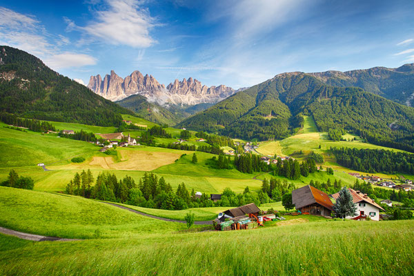 Bolzano European Best Destinations - Copyright TTstudio