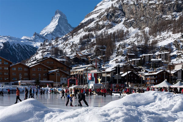 Zermatt European Best Ski Resorts - Copyright Horu Trophy
