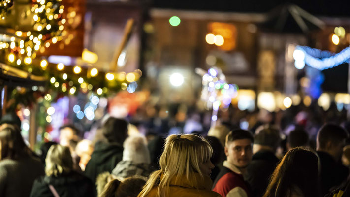 Best Christmas Markets in the UK - Nottingham Christmas Market - Copyright marketingng.co.uk - European Best Destinations