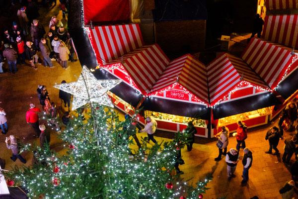 Bratislava Christmas Market, Slovakia - Copyright Visit Bratislava