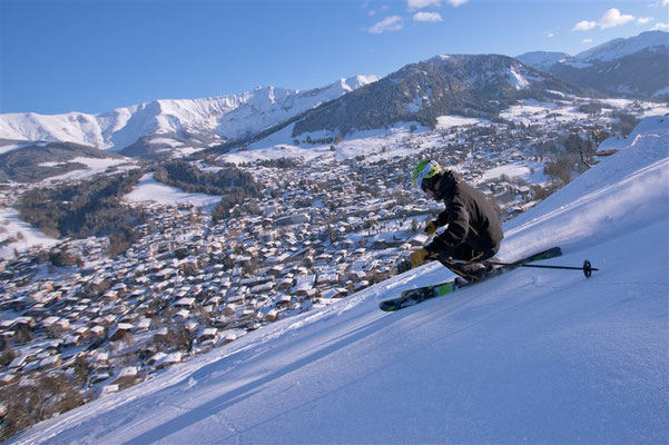 Best Ski resorts in Europe - Megève - Copyright Megève tourisme - ddd