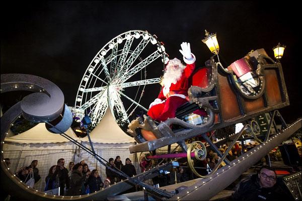 Best Christmas Markets in Europe - European Best Destinations © Visitbrussels