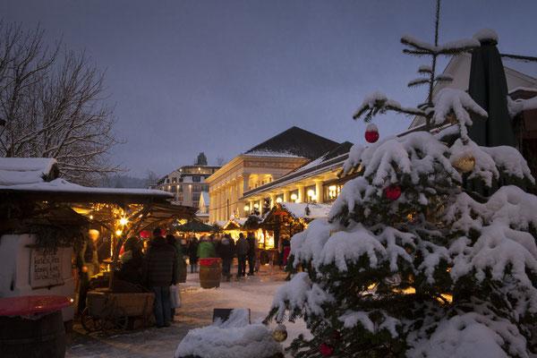 Baden Baden Christmas Market - Copyright Baden-Baden.de