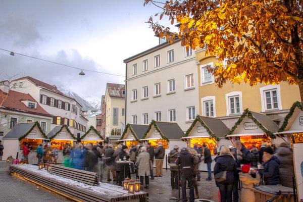Innsbruck Christmas Market Copyright Innsbruck.info
