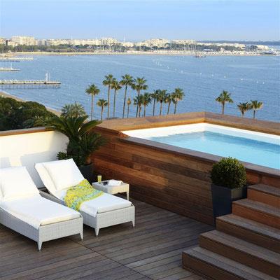 Best Wellness Hotels in Europe - Hotel Majestic Barrière Cannes - European Best Destinations