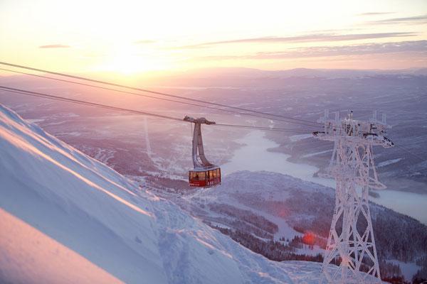 Are ski resort, Sweden - Karl Hägglund, SkiStar