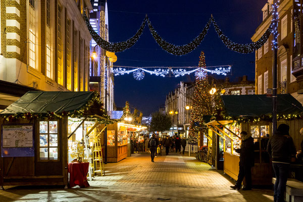 Best Christmas Markets in the United Kingdom - Kingston Christmas Market - Copyright Ingkingston.co.uk - European Best Destinations