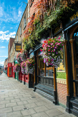Dublin European Best Destinations Copyright grafxart