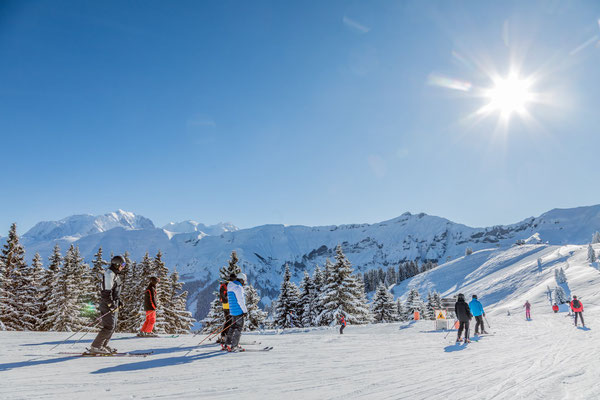 Best ski Resorts in Europe - Megève - Copyright www.megeve.com