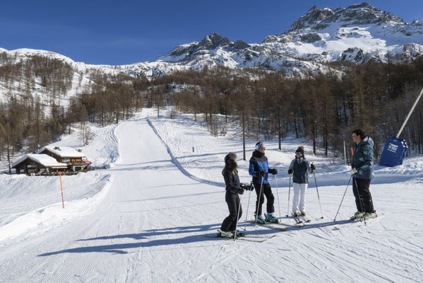 Best Ski Resorts in Europe - Cervinia Valtournenche - Copyright Enrico Romanzi