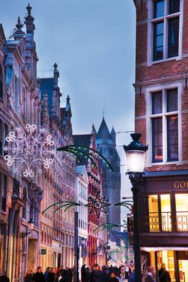 Bruges Christmas Market Copyright © Jan D'Hondt - Toerisme Brugge