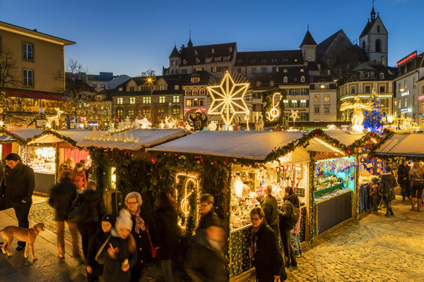 Basel Christmas Market - Copyright Andreas Gerth_Backen
