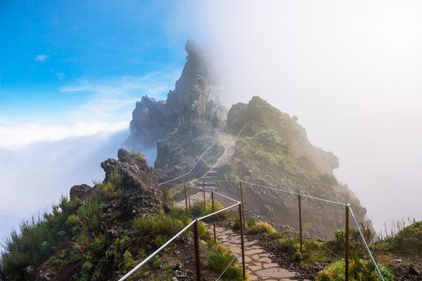 Pico Ariero, Madeira - Copyright Rusinka