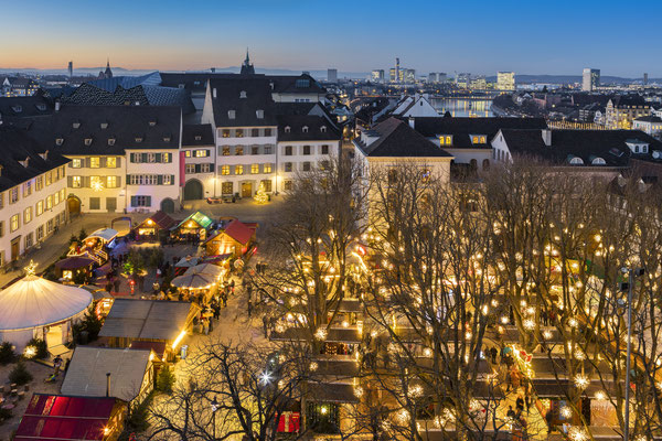 Basel Christmas Market - Copyright Andreas Gerth_Backen