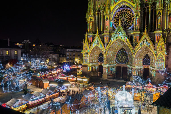 Best Christmas Markets in Europe - Reims - Copyright Cyril Beudot