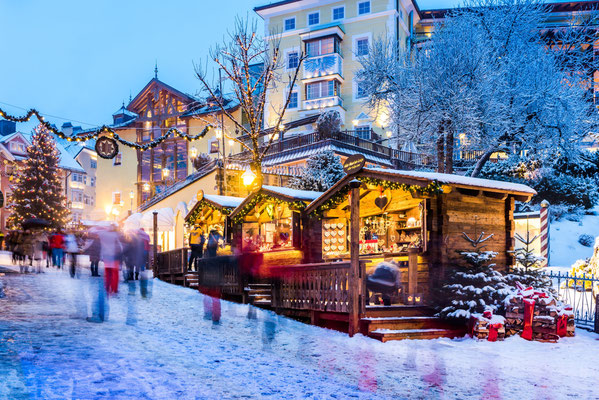 European Best Ski Resorts - Val Gardena in Italy - Copyright Val Gardena.it