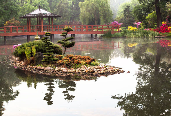 Japanese Garden Wroclaw - Copyright Visit Wroclaw - European Best Destinations
