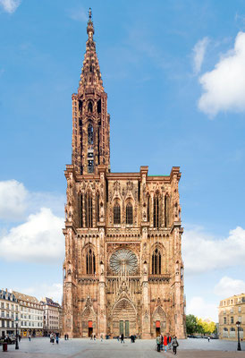 Strasbourg Cathedral Copyright AnLe