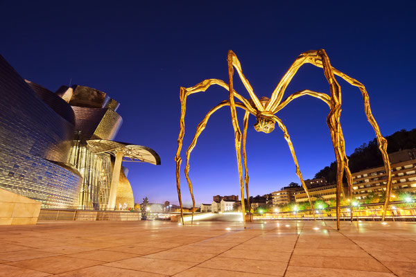 Bilbao European Best Destinations - Copyright Mimadeo