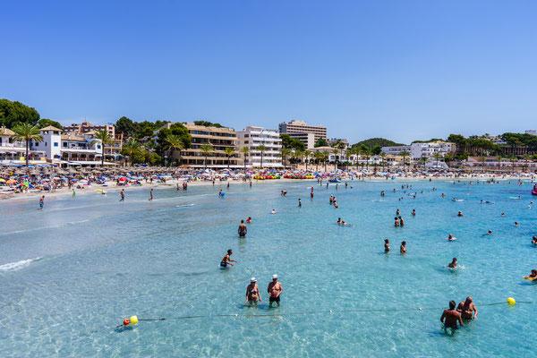 Beach in Mallorca, Spain by novikovs