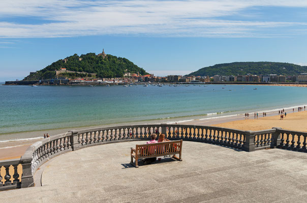San Sebastian - European Best destinations - Copyright Ratikova