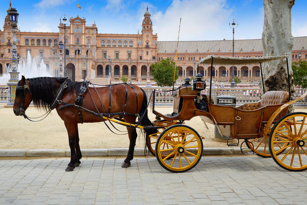 Seville - European Best Destinations - Plaza de Espana - Sevilla - Copyright holbox