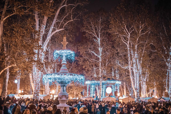 Advent in Zagreb - European Best Christmas Markets - Copyright Zagreb Tourist Board