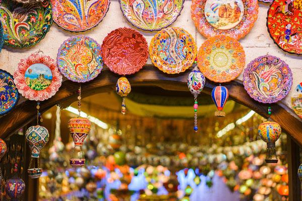 Cappadocia turkish shop copyright Editorial Shutterstock -Dhanoo Surasarang