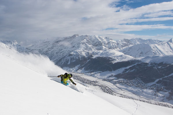 Livigno - European Best Ski Resorts - Copyright www.livigno.eu