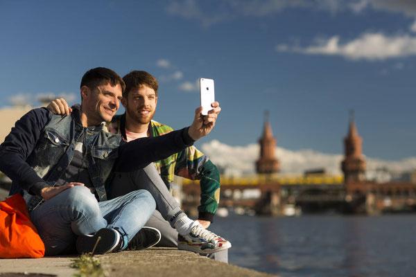 Gay Berlin Friedrichshain - Copytight visitBerlin / Dirk Mathesius
