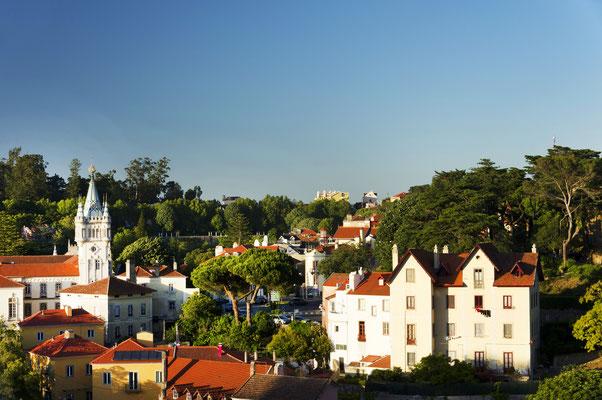 Sintra village near Lisbon, Portugal - Copyright Mikadun