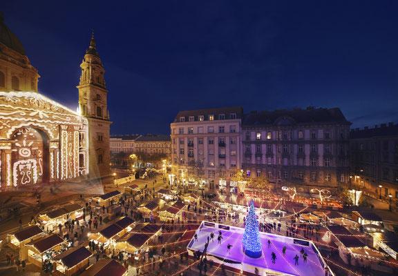 Budapest Christmas Market - Copyright  Advent Feast at the Basilica / Fütő Beáta
