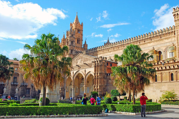 Palermo Cathedral Copyright Dariya64