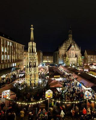 Nuremberg Christmas Market Copyright  Niklas_bea