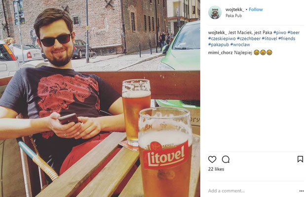 Paka Pub Wroclaw - Copyright VisitWroclaw.eu - Paka Pub - Instagram Users - European Best Destinations