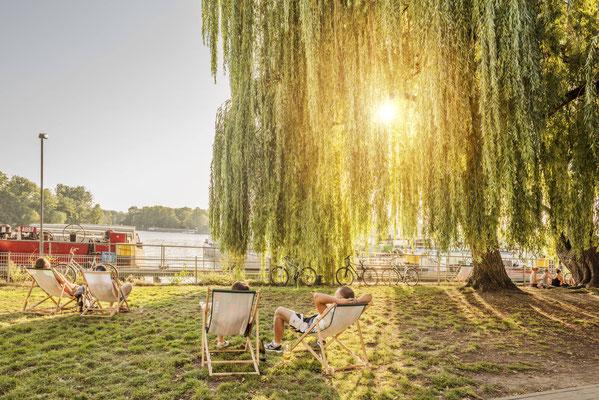 Rummelsburgersee - Copyright visitBerlin / Dagmar Schwelle