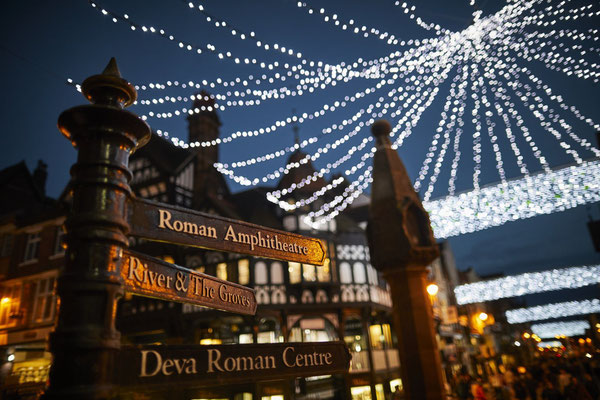 Best Christmas Markets in the UK - Chester Christmas Market - Copyright Chester Tourism Board - European Best Destinations