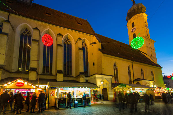 Graz Christmas market Copyright - Graz Tourismus