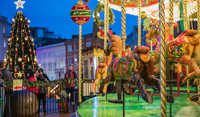 Birmingham Christmas Market Copyright Visit Birmingham