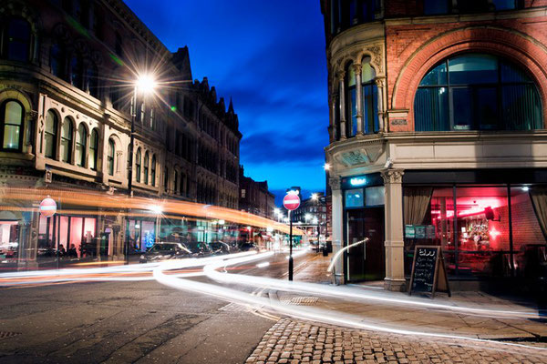 Northern Quarter, Manchester - ©VisitBritain
