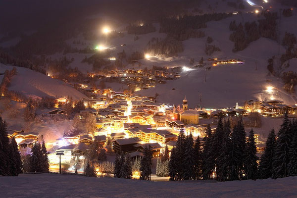Saalbach European Best Destinations - Copyright www.saalbach.com