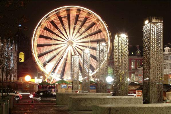 Liege christmas Market - Copyright Liege Tourisme