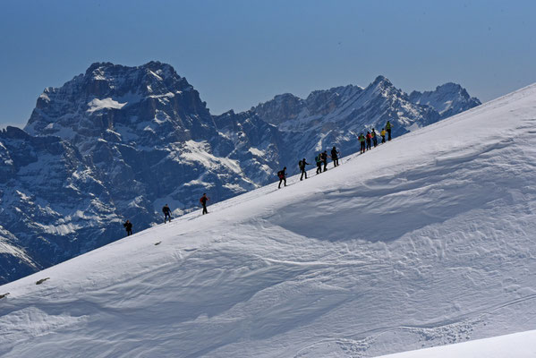 Cortina d'Ampezzo - European Best Ski Resorts - Copyright Ute Dandrea